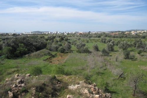 Building Plot For Sale – Loule