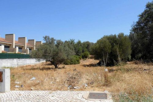 Building Plot For Sale – Boliqueime