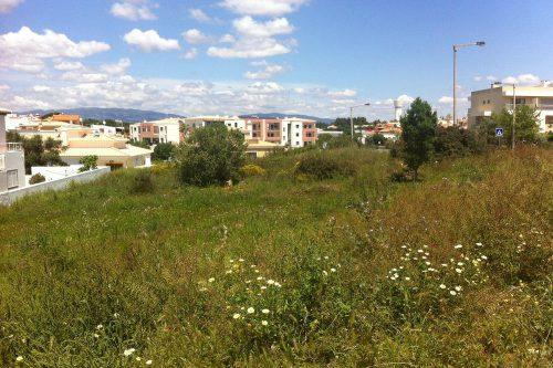 Plot For Sale – Alvor