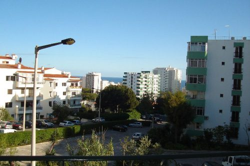 1+1 Bed Apartment For Sale – Quarteira