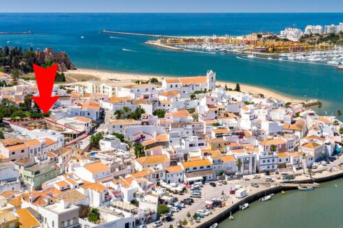 2 Bed Villa For Sale – Ferragudo