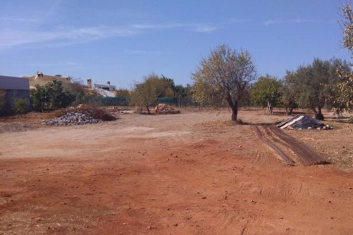 Plot For Sale – Benafim